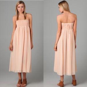 Free People Cross My Heart Convertible Dress Skirt